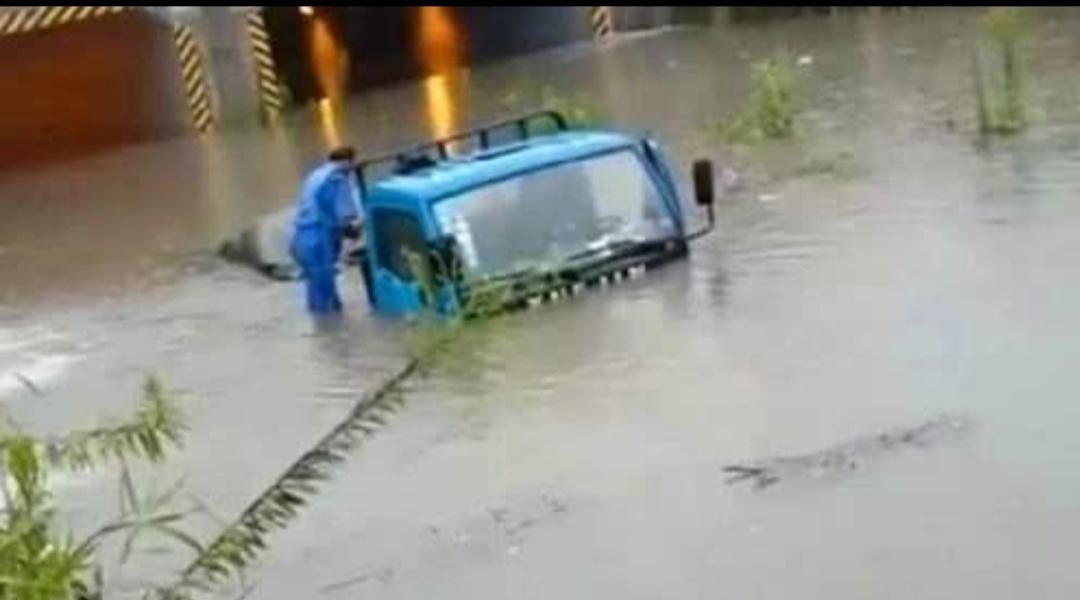 浙江台风直击现场